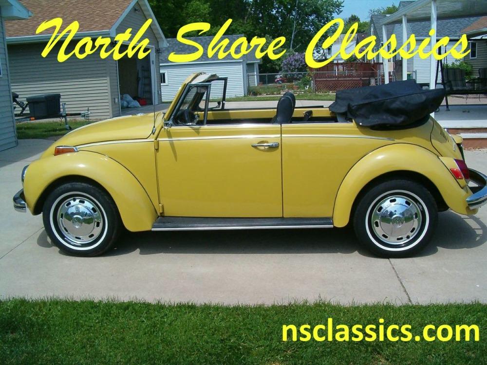 Photo 1972 Volkswagen Super Beetle -CLEAN CONVERTIBLE SUPER BUG-