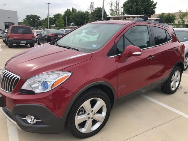 Photo Used 2015 Buick Encore Convenience For Sale Grapevine, TX