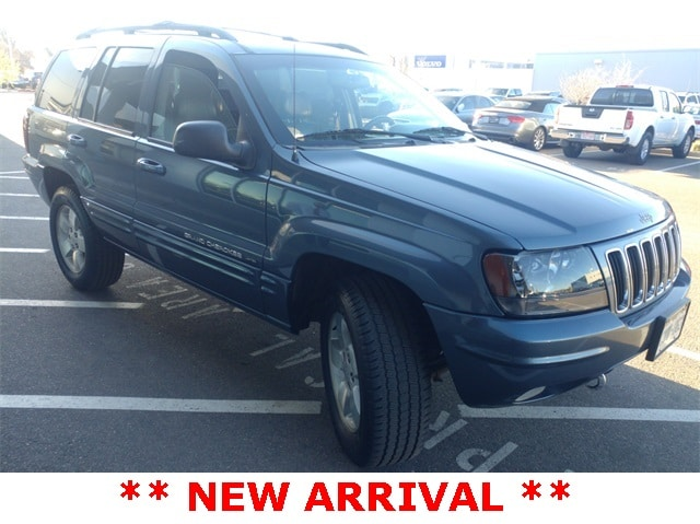 Photo 2001 Jeep Grand Cherokee Limited SUV in Denver