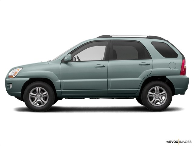 Photo Used 2006 Kia Sportage EX SUV For Sale  Greenville SC  Serving Spartanburg, Greer, Anderson  Easley