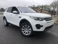 Certified 2019 Land Rover Discovery Sport SE SE 4WD in Greenville SC
