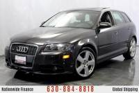 2008 Audi A3 3.2L V6 Engine AWD S-Line **HATCHBACK** w/ Dual Sunroof, Heated Leather Seats, SIRIUS XM Equipped, BOSE Premium Sound System