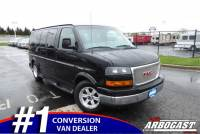 Pre-Owned 2010 GMC Conversion Van Explorer Limited RWD Low-Top
