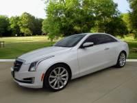 2015 Cadillac ATS Coupe 2.0L Turbo Performance Coupe near Houston
