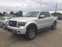 2013 Ford F-150 SuperCrew 4WD FX4