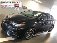 Certified Pre-Owned 2018 Toyota Corolla iM Base Hatchback in Oakland, CA