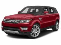 Used 2017 Land Rover Range Rover Sport SUV For Sale in Myrtle Beach, South Carolina
