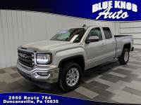 2017 GMC Sierra 1500 SLE Truck Double Cab in Duncansville | Serving Altoona, Ebensburg, Huntingdon, and Hollidaysburg PA