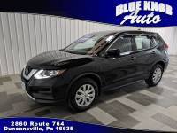 2018 Nissan Rogue S SUV in Duncansville | Serving Altoona, Ebensburg, Huntingdon, and Hollidaysburg PA