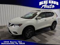 2016 Nissan Rogue SL SUV in Duncansville | Serving Altoona, Ebensburg, Huntingdon, and Hollidaysburg PA