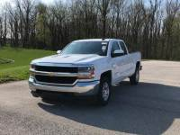 Pre-Owned 2018 Chevrolet Silverado 1500 2WD Double Cab 143.5 LT w/1LT RWD Extended Cab Pickup