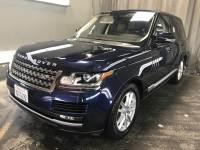 2016 Land Rover Range Rover TD6 TURBO DIESEL SE 30+MPG*NAV*SAT*PANO*HEAT SEATS