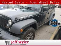 2017 Jeep Wrangler JK Unlimited Rubicon 4x4 SUV