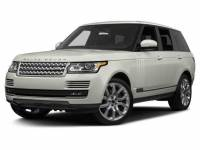 Certified Pre-Owned 2016 Land Rover Range Rover Autobiography LWB SUV