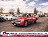 2009 Chevrolet Silverado 1500 Truck Extended Cab For Sale in Madison, WI