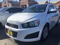 2012 Chevrolet Sonic 1LS