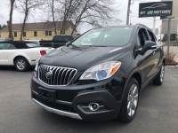 2016 Buick Encore AWD w/Navigation & Leather