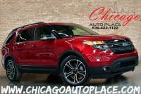 2015 Ford Explorer Sport - 3.5L V6 ENGINE 4 WHEEL DRIVE NAVIGATION BACKUP CAMERA BLACK LEATHER HEATED/COOLED SEATS HEATED STEERING WHEEL PANO ROOF 3RD ROW