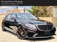 2017 Mercedes-Benz S 63 AMG® 4MATIC® Sedan in Pittsburgh