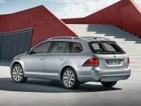 2012 Volkswagen Jetta SportWagen 2.0L TDI