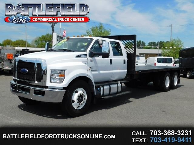 Photo 2017 Ford F-650 Crew Cab 2WD DRW