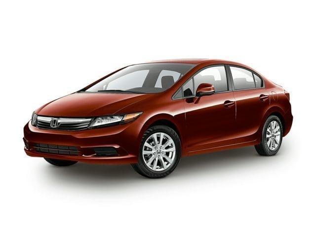 Photo Pre-Owned 2012 Honda Civic EX-L Sedan For Sale Southampton, New York