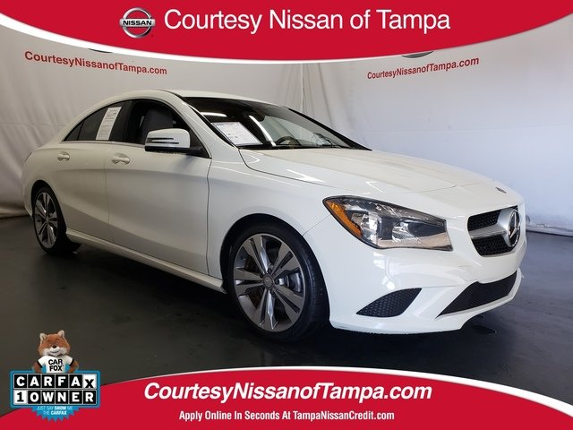 Photo Pre-Owned 2014 Mercedes-Benz CLA 250 Coupe in Jacksonville FL