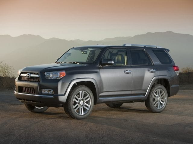 Photo 2011 Toyota 4Runner SR5 SUV 4WD For Sale at Bay Area Used Car Dealer near SF
