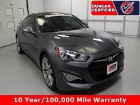 Used 2015 Hyundai Genesis Coupe For Sale at Duncan Hyundai | VIN: KMHHU6KJXFU129750