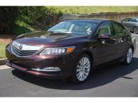 Used 2015 Acura RLX RLX with Technology Package Sedan in Athens, GA