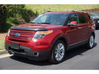 Used 2015 Ford Explorer Limited SUV in Athens, GA