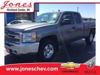 Pre-Owned 2013 Chevrolet Silverado 1500 Extended Cab Standard Box 4-Wheel Drive LT
