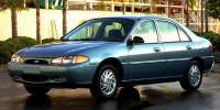 Pre-Owned 1997 Ford Escort LX
