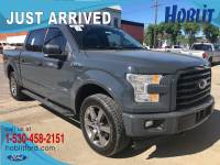 2017 Ford F-150 XLT Sport Crew Cab 4x4 EcoBoost w/ Panoramic Moon Roof