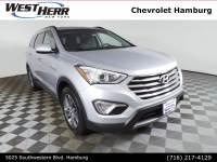2016 Hyundai Santa Fe SE SUV