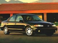 1996 Ford Contour GL Sedan Front-wheel Drive