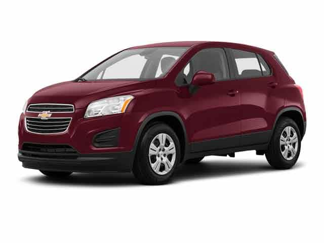 Photo Used 2016 Chevrolet Trax LS SUV For Sale Toledo, OH