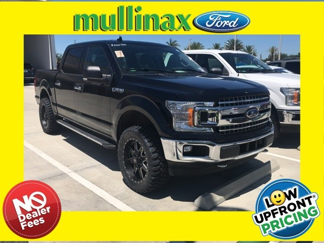 Photo Used 2018 Ford F-150 XLT W 2.5 PRO Comp Leveling KIT, NAV, 3.5L Ecoboo Truck SuperCrew Cab V-6 cyl in Kissimmee, FL