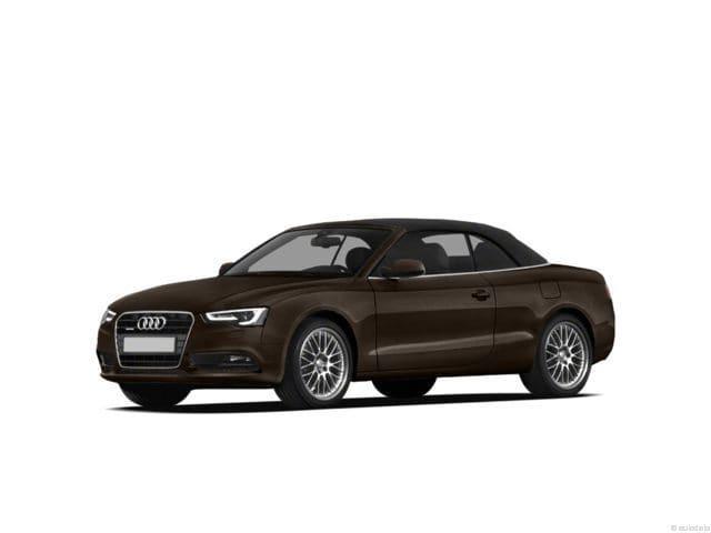 Photo Pre-Owned 2013 Audi A5 Premium Plus Cabriolet in Jacksonville FL