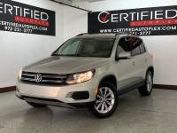 2015 Volkswagen Tiguan S TSI LEATHER HEATED SEATS REAR CAMERA TRACTION CONTROL BLUETOOTH PREMIUM W