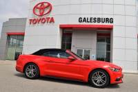 2016 Ford Mustang Ecoboost Premium Convertible Rear-wheel Drive