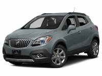 Used 2015 Buick Encore Leather in Pittsfield MA