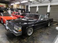 Used 1984 Cadillac COUPE DEVILLE