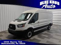 2019 Ford Transit-150 Base w/Sliding Pass-Side Cargo Door Van Medium Roof Cargo Van in Duncansville   Serving Altoona, Ebensburg, Huntingdon, and Hollidaysburg PA
