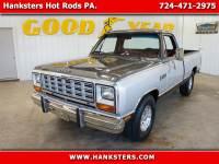 1985 Dodge RAM 150 Royal SE