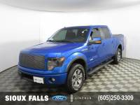 Certified Pre-Owned 2014 Ford F-150 FX-4 Crew Cab Shortbox for Sale in Sioux Falls near Vermillion