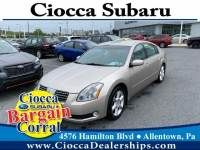 Used 2004 Nissan Maxima SE For Sale in Allentown, PA