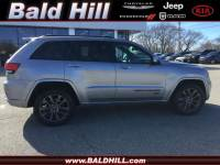 Certified Used 2017 Jeep Grand Cherokee Limited 4x4 SUV in Warwick