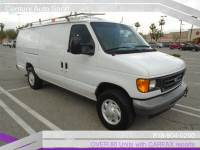 2007 Ford Extended Cargo E-250