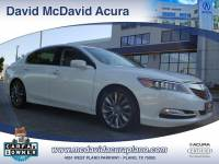 2016 Acura RLX Tech Pkg